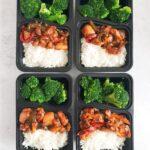 Easy Teriyaki Chicken Meal Prep Recipe