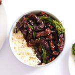 Honey & Chilli Chinese Crispy Beef Recipe