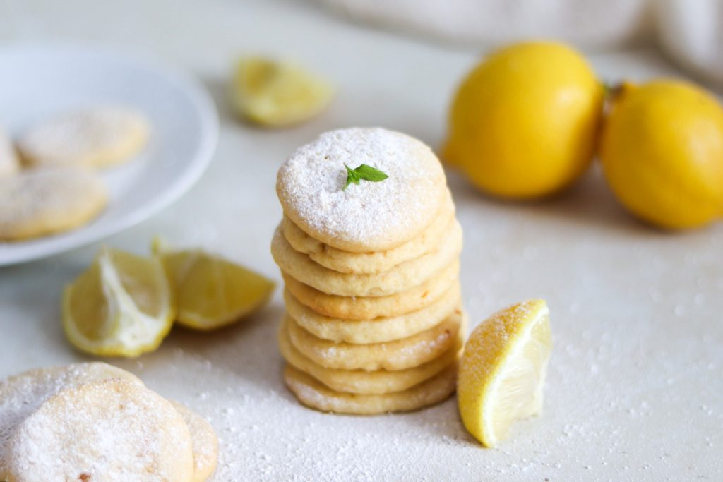 How to make easy lemon butter biscuits