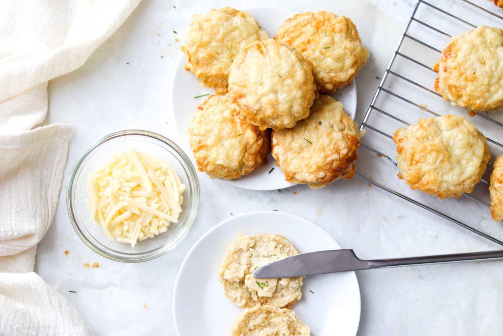 Simple cheese scone recipe